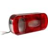 Rear light, rectangular, 12-24V, 100x80mm, gopart