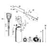 Komponentenzeichnung Gloria AutoPump EASY SPRAY