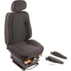 Fabric seat, mechanically sprung Miralbueno