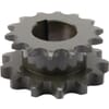 Double sprocket