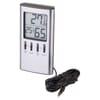 Elektroninen lämpömittari - kosteusmittari