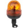 Rotating beacon DIN pole mount
