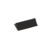 Rubber for oil pan gasket