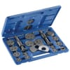 +Range of piston return tools