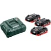 Accu pack 3 x LiHD 18 V/4,0 Ah
