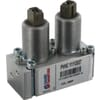 Hydraulic actuation PVHC