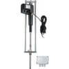 Electric operating system 12V for stem gate valves
