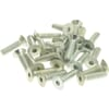 DIN 7991 countersunk bolts with hexagon socket, metric 8.8 zinc-plated