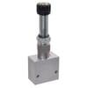 2-way flow control valve prop type PFC-RO NO