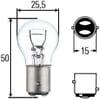 Light Bulbs BAY15d