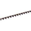 Mower blade final part 1.826 mm