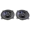 Speaker built in round