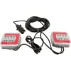 Light set LED magnetic 7.5m cable