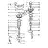 Pohon a hroty brán vhodné pre Rabe MKE 301, 401