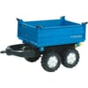 R12110 Megasläp 3-sidig blå tippvagn