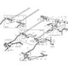 Schneidwerkzeug - Aufhebesatz für Castelgarden TYP 102-122 / 102-122 Hydro - Bj. 2003