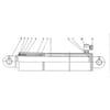 Enkelwerkende hefcilinder 2360880