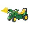 R71012 John Deere 7930 med frontlastare, växel, broms och luftfyllda hjul