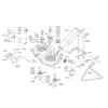 Schneidwerkzeug - Mähdeck für ALKO TYP PowerLine T16-102SP-H