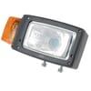 Headlights with indicator