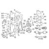 Kongskilde - Becker Aeromat E-motion-12 - Entraînement de turbine