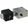 Inline valves 2/2 - N.O. 2-directions EC 380 bar