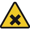 Safety signs, Harmful _