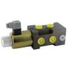 Inline 6/2 control valve KV