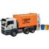 U03762 MAN TGS Müll-LKW