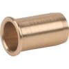 Support Buckle for compression fitting type STS..