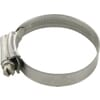Hose clamp stainless steel ABA