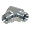 Compact elbow BSP male / male MM 90 K