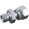 Adaptor straight male/female BSP/ORFS