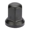 Protection cap for wheel nuts