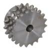 "Kettingwielen voorgeboord - BS / DIN 8187 - Triplex 1/2"" x 5/16"""