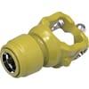 Yokes serie EUCV with automatic collar lock