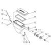 Kongskilde - Becker Aeromat E-motion-12 - Semence baquet