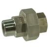 Fitting Nr.341 - Conische koppeling - binnendraad x buitendraad - RVS 316