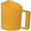 Feed Scoop PVC Yellow