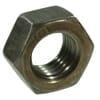 DIN 934 hexagonal nuts, metric class 8 black