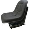 PVC seat, mechanically sprung TS49000GP