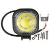 Lampa robocza LED kwadratowa szerokokątna, 2000 lumenów