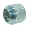 DIN 74361A domed nuts, metric fine class 8 zinc plated