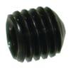 DIN 914 Stelschroeven met binnenzeskant metrisch 45 H zwart