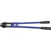 Pipe arm bolt cutter pliers