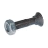 Plough Nuts & Bolts - Metric Round Countersunk Square Neck