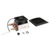 Water / air heat exchanger universal 12 V / 24 V