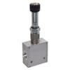 2-way flow control valve prop type PFC-PC NC