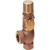 Safety valve angle version