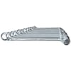 2  Double Ended Ring spanner set